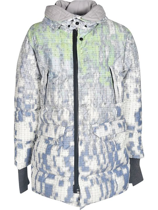 Stone Island Shadow Project Hooded Padded Jacket