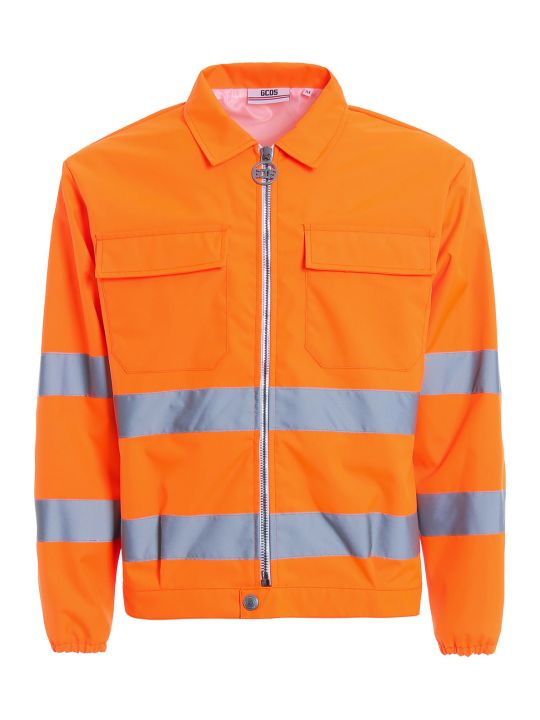 GCDS Contrast Strip Jacket