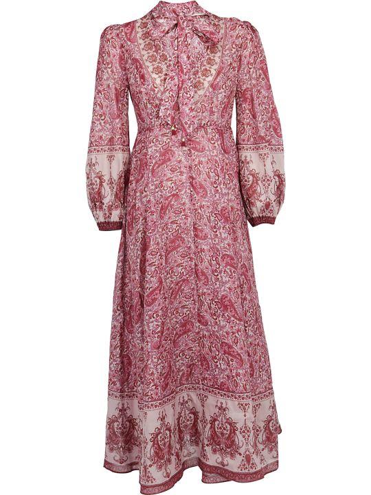 Zimmermann Amari Plunge Dress