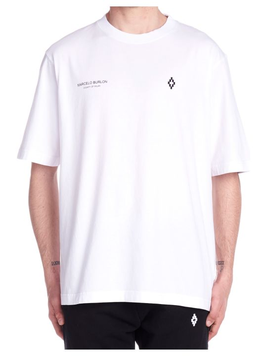 Marcelo Burlon 'punch' T-shirt