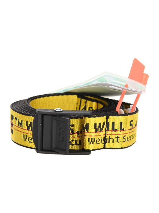 Off-White Off White Mini Industrial Belt