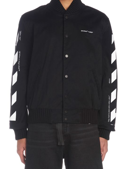 Off-White 'diag' Jacket