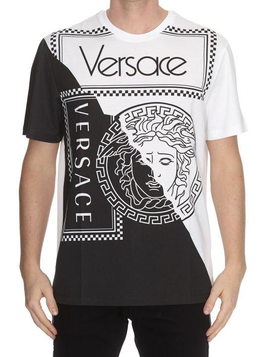 Versace Logo Mix T-shirt