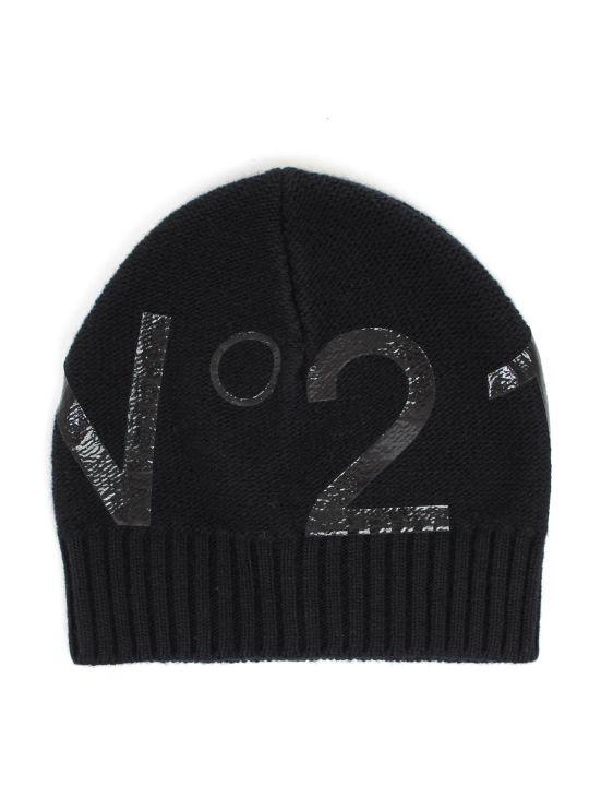 N.21 Cap Logo