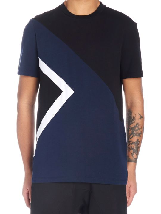 Neil Barrett 'modernist' T-shirt