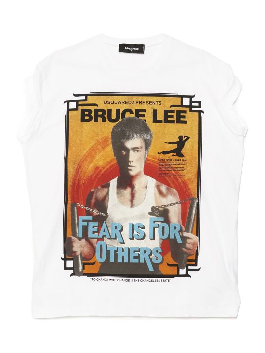 Dsquared2 'bruce Lee' T-shirt