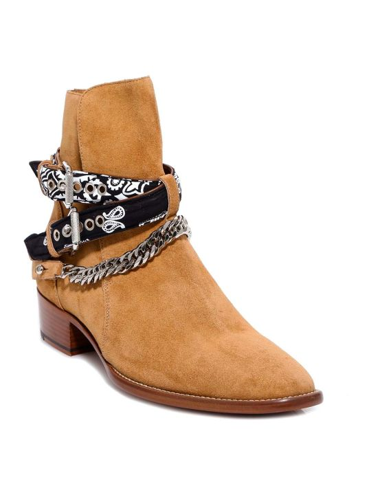 AMIRI Ankle Boots