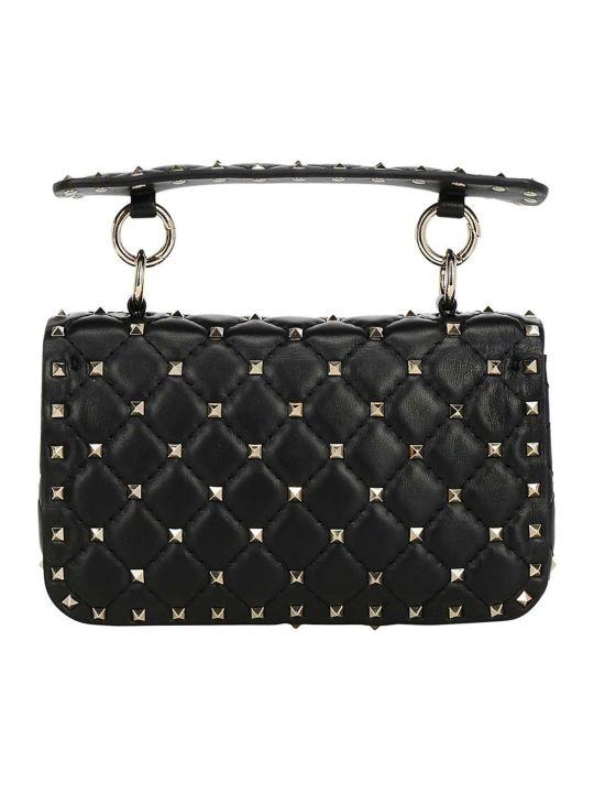 Valentino Garavani Rockstud Spike Shoulder Bag