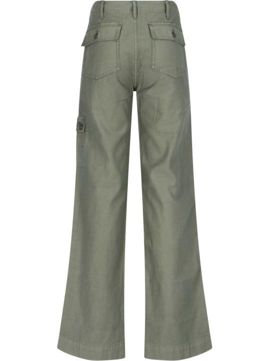 Frame Wide Leg Cargo Pants