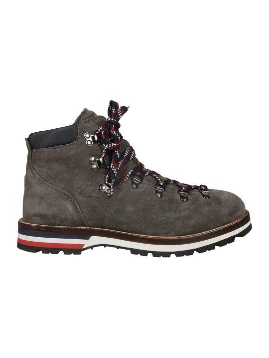 Moncler Peak Hi-top Sneakers
