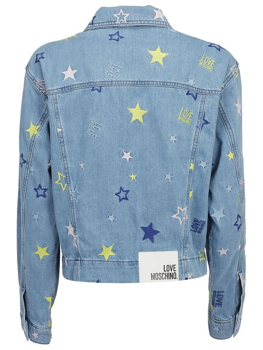 Love Moschino Denim Jacket