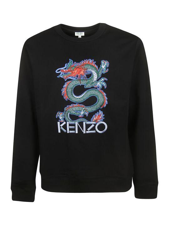 Kenzo Logo Dragon Sweatshirt