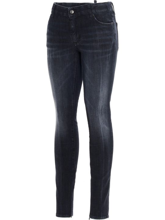 Dsquared2 'medium Waist Twiggy' Jeans