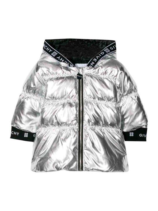 Givenchy Silver Jacket
