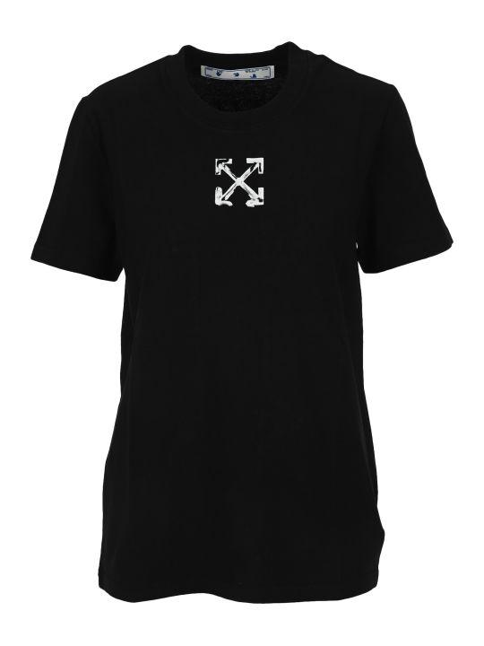 Off-White Off White Spray Arrows T-shirt