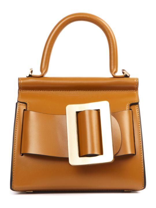 BOYY Pecan Leather Karl 19 Bag