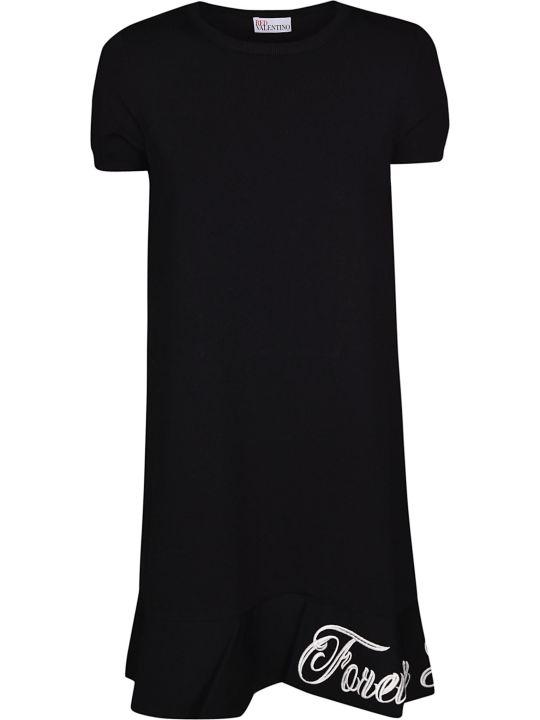 Valentino Forever Printed Dress