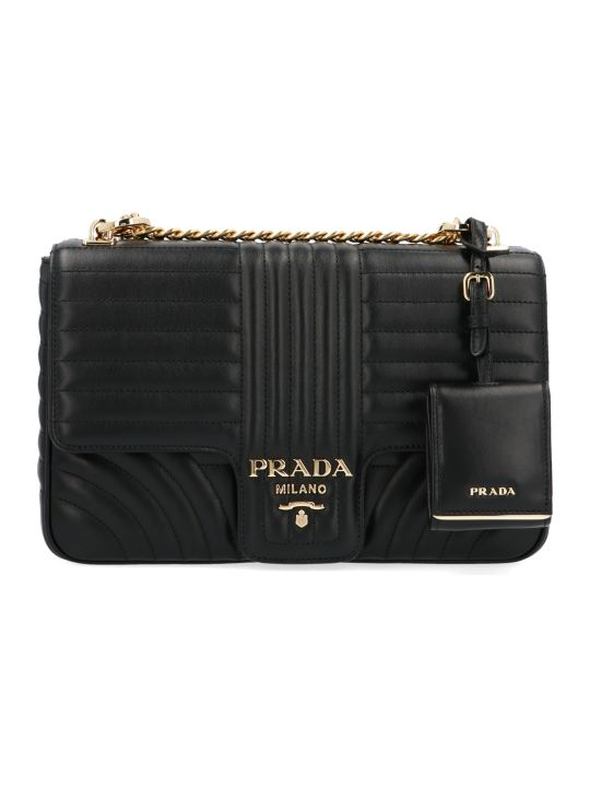 Prada 'diagramme' Bag