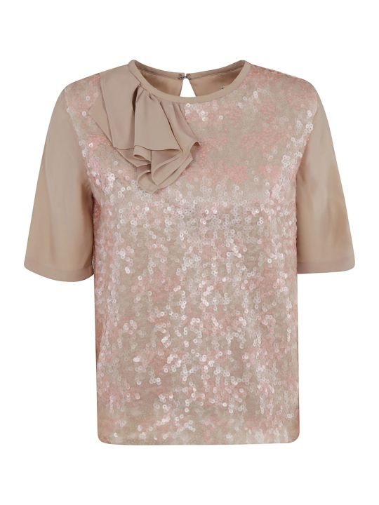 Antonio Marras Sequin Motif Top