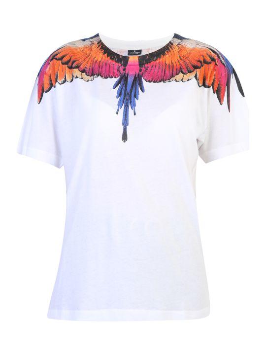Marcelo Burlon Printed Jersey T-shirt