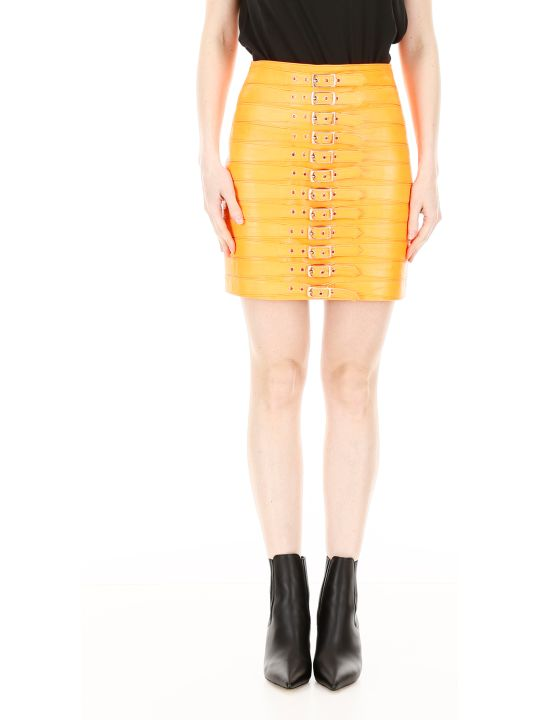 Manokhi Buckled Dita Skirt