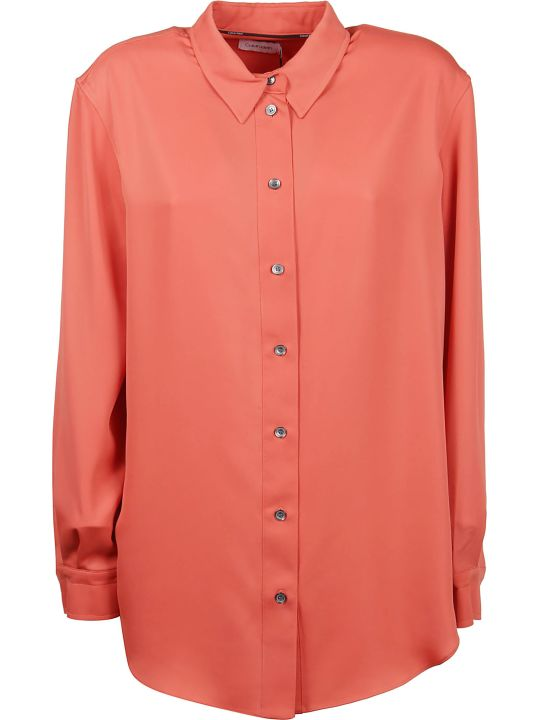 Calvin Klein Collection Camicia Ls Piping