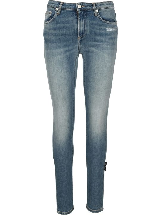 Off-White Off White Skinny Jeans