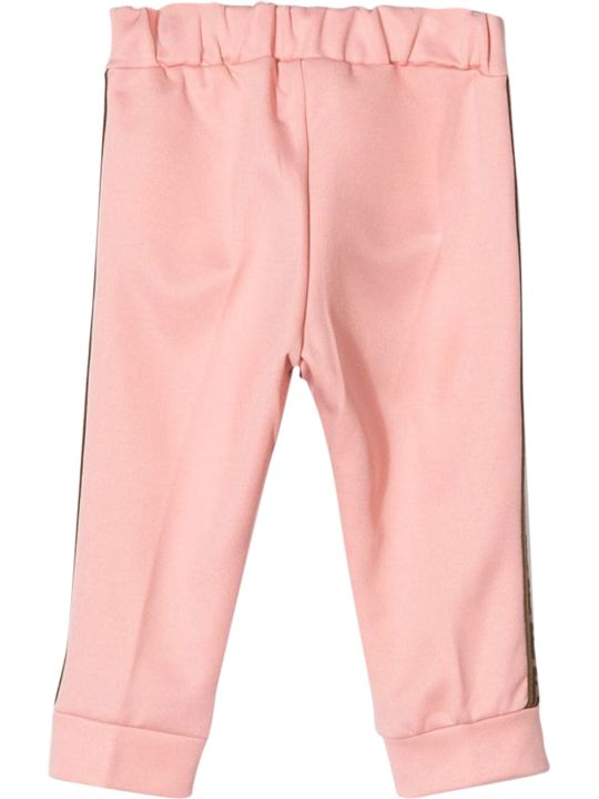 Fendi Kids Pants With Ff Edge