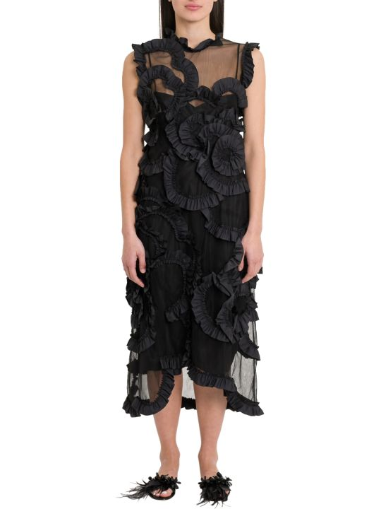 Moncler Genius Tulle Dress By Simone Rocha