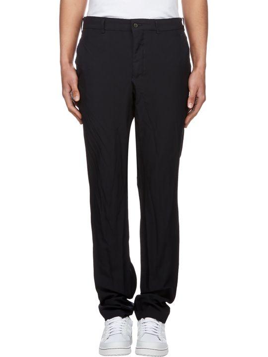 Comme Des Garçons Homme Plus Regular Fit Trousers