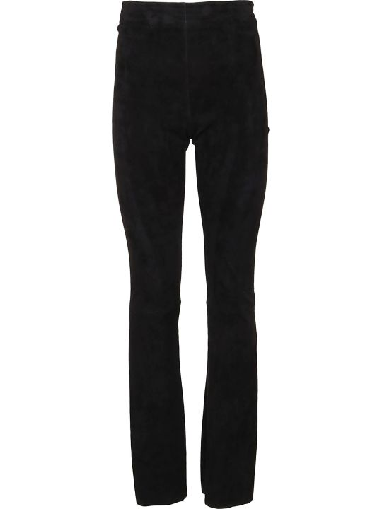 DROMe Pantalone In Pelle