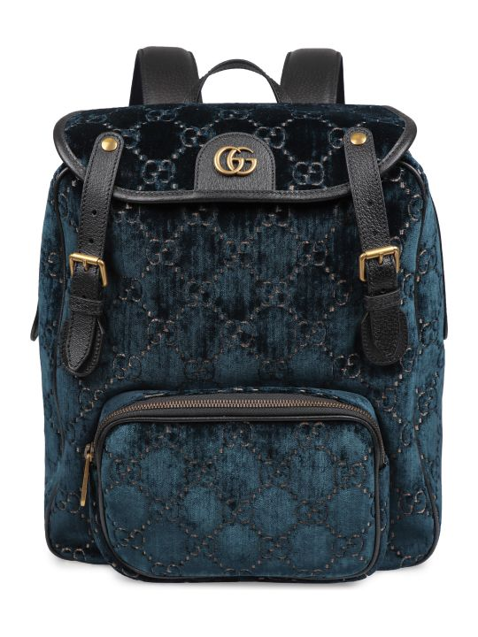Gucci Velvet Backpack