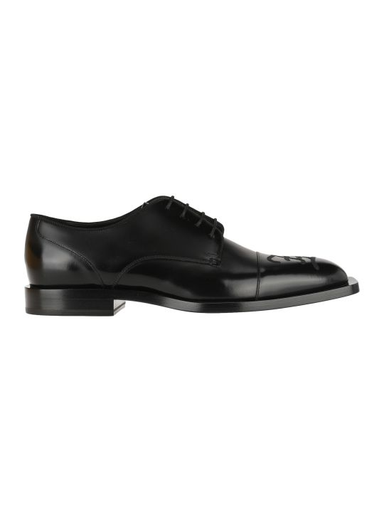 Fendi Derby Shoes