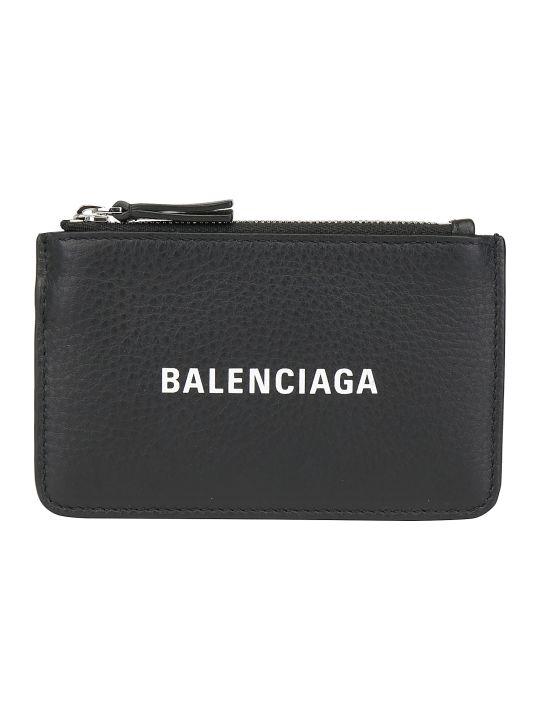 Balenciaga Zip Key Ring