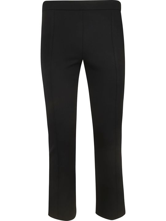 Tory Burch Ponte Flared Trousers