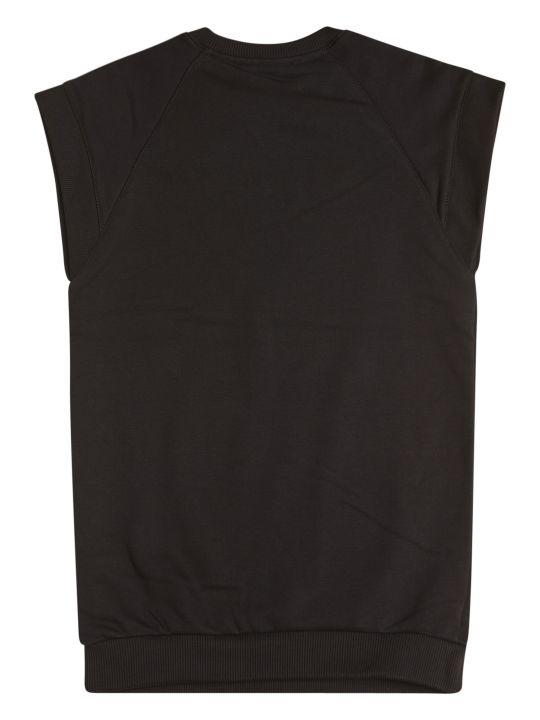 Givenchy Logo Detail Sleeveless Dress