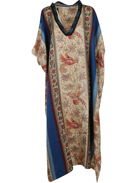 Pierre-Louis Mascia Printed Dress
