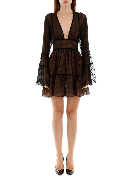 Dsquared2 Fil Coupe Dress