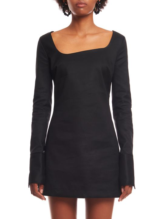 Coperni Fitted Tailored Dress