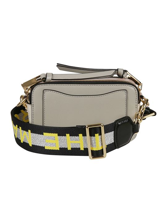 Marc Jacobs Logo Camera Bag