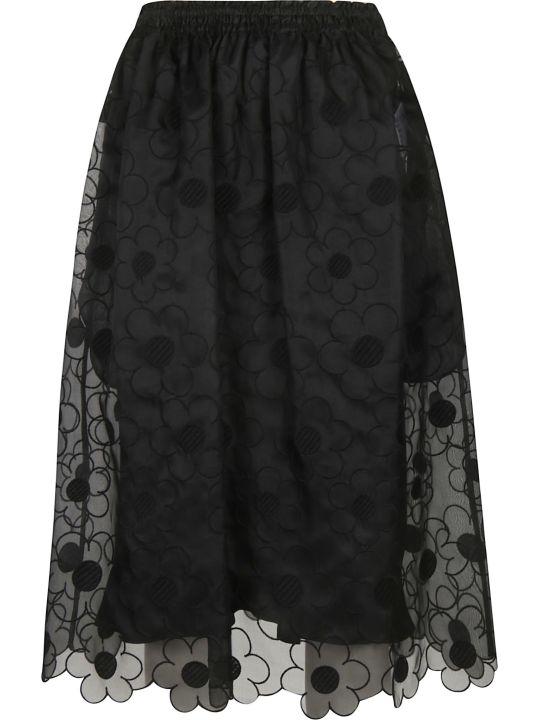 Moncler Genius Floral Skirt
