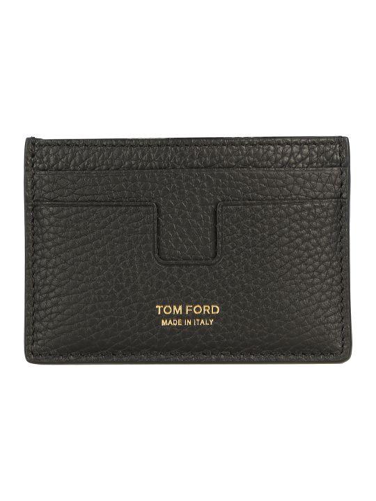 Tom Ford Card Holder Portacarte A Due