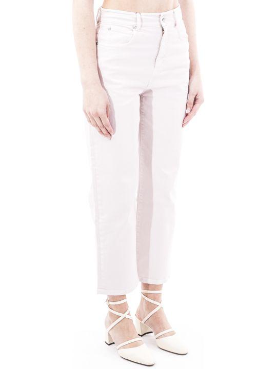 Weekend Max Mara Max Mara Weekend Orbace Blend Cotton Trousers