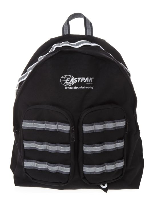 Eastpak White Mountaineering Backpack In Nylon