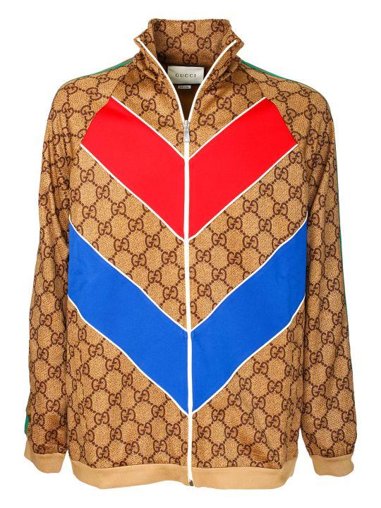 Gucci Jersey Sweatshirt