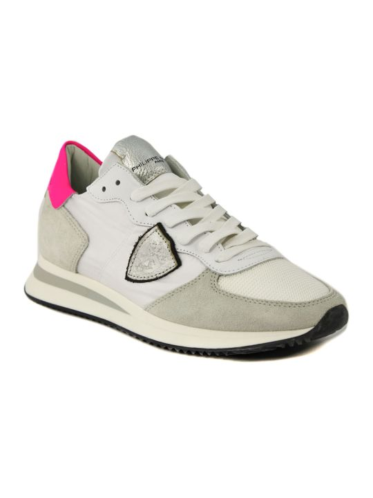 Philippe Model Tropez X Sneaker White