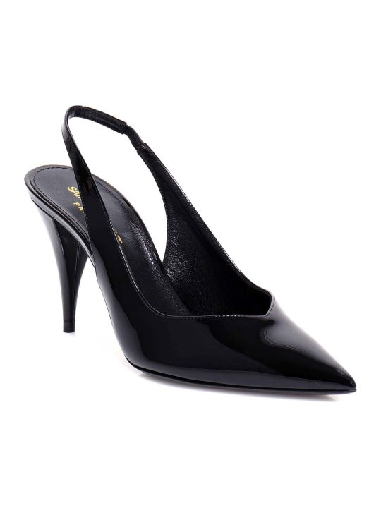 Saint Laurent Kiki Slingback