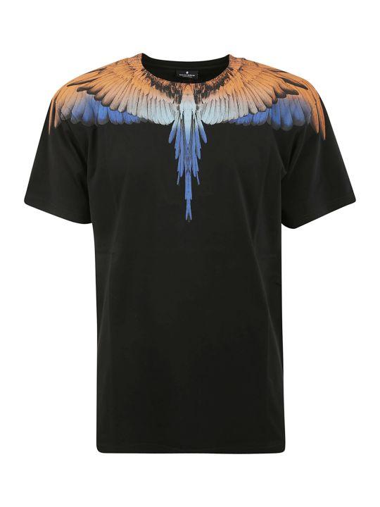 Marcelo Burlon Feather Print T-shirt