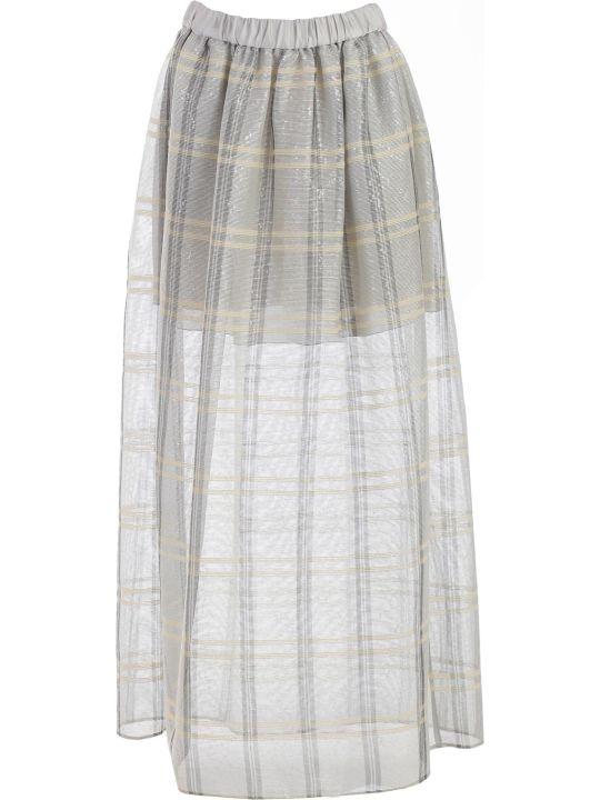 Emporio Armani Elasticated Waist Skirt