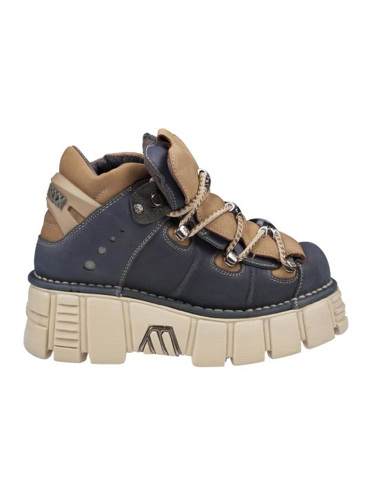 New Rock Nsrm 106 Platform Sneakers